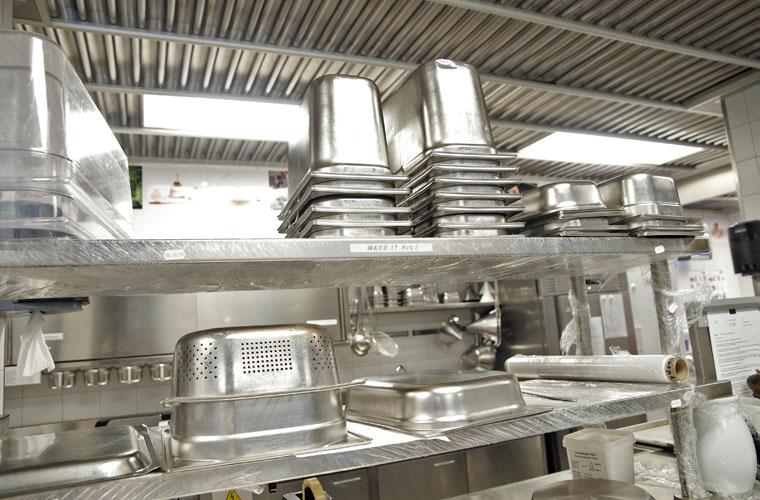 geprüfte Küchenutensilien bei AS Umwelthygiene