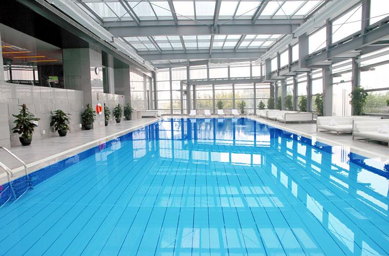 Infektionsschutz in Schwimmbädern durch Allgäu Service Umwelthygiene